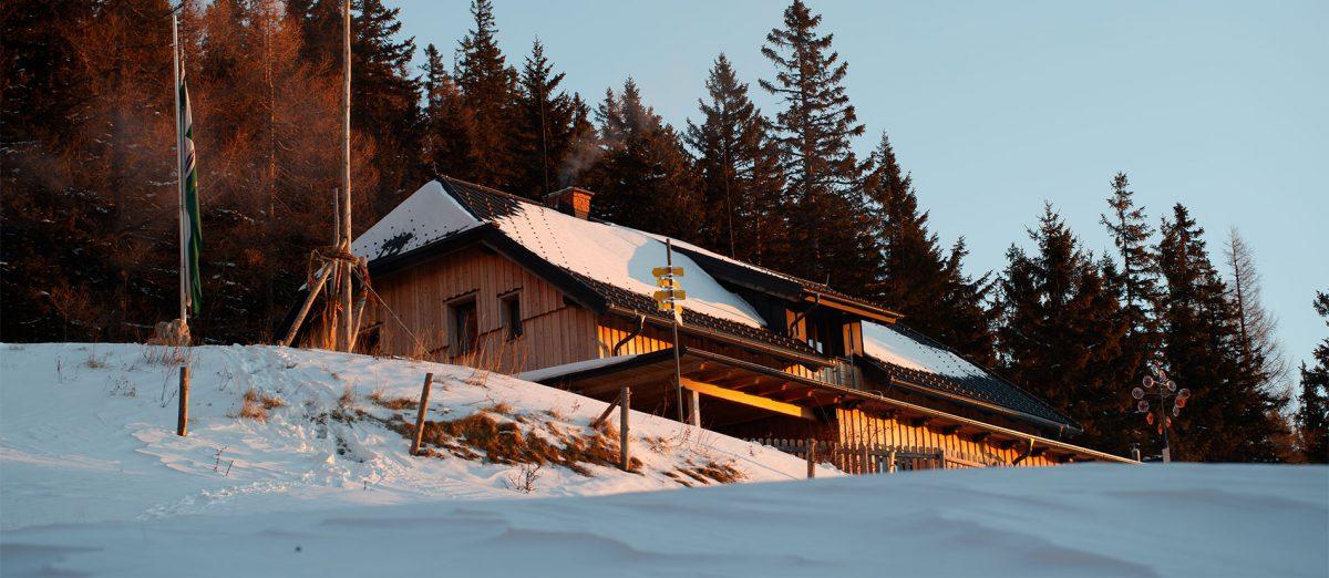 3. Skitour: Preiner Gscheid – Waxriegelhaus mit Ulli