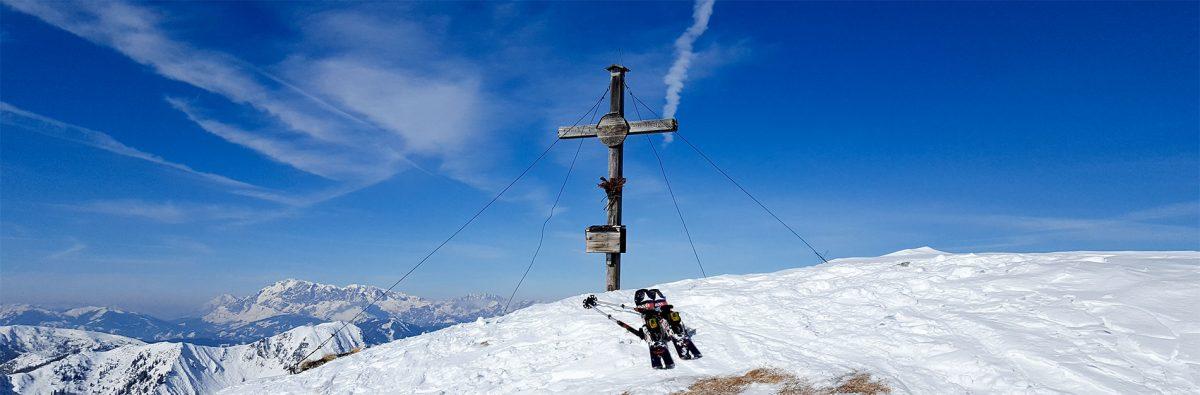 5. Skitour: Zauchensee – Strimskogel (2.139m)