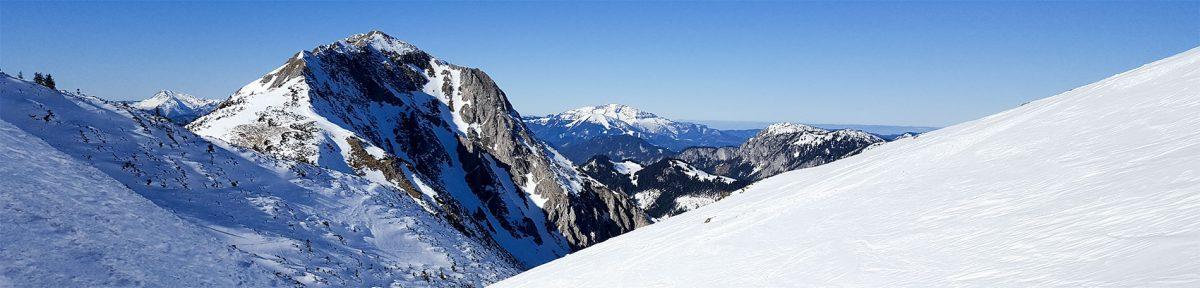 6. Skitour: Niederalpl – Rodel – Hohe Veitsch (1.981m)