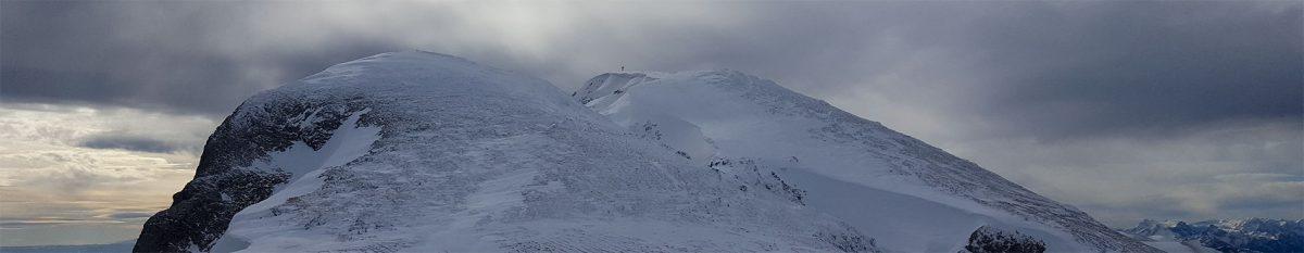 8. Skitour: Seewiesen – Hochschwab (2.277m)