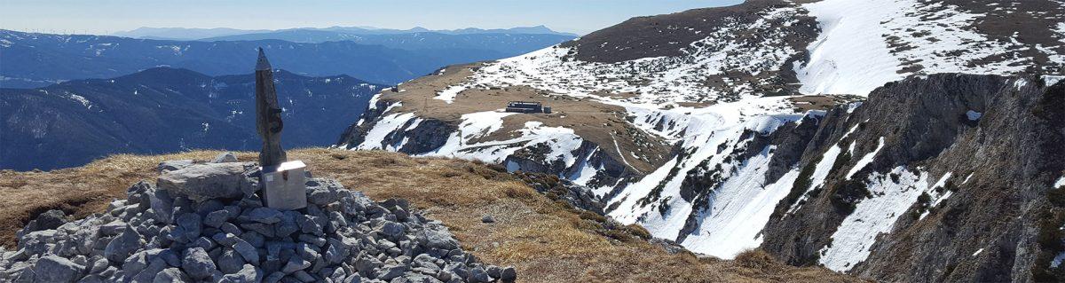 Bergtour: Haidsteig – Predigtstuhl (1.902m)