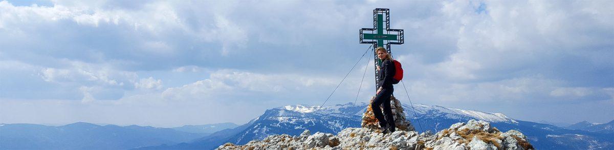 Bergwanderung: Reichenau – Krummbachstein (1.602m)