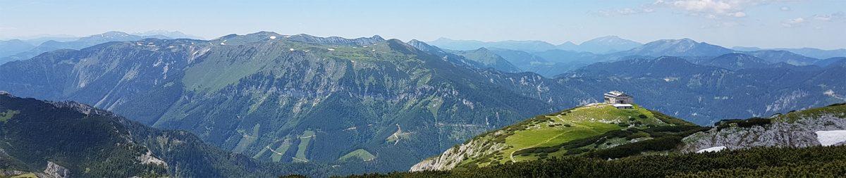 Wanderung: Wildfährte – Heukuppe (2.007m) – Predigtstuhl – Kaisersteig
