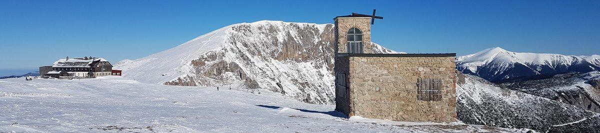 Wanderung: Griesleiten – Predigtstuhl – Heukuppe (2.007m)