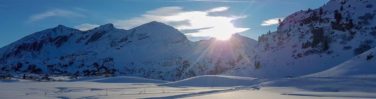 Skitag in Obertauern