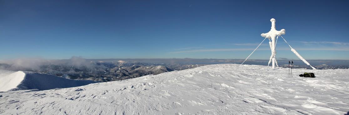 14. Skitour: Gscheid – Gsenger – Göller (1.766m)