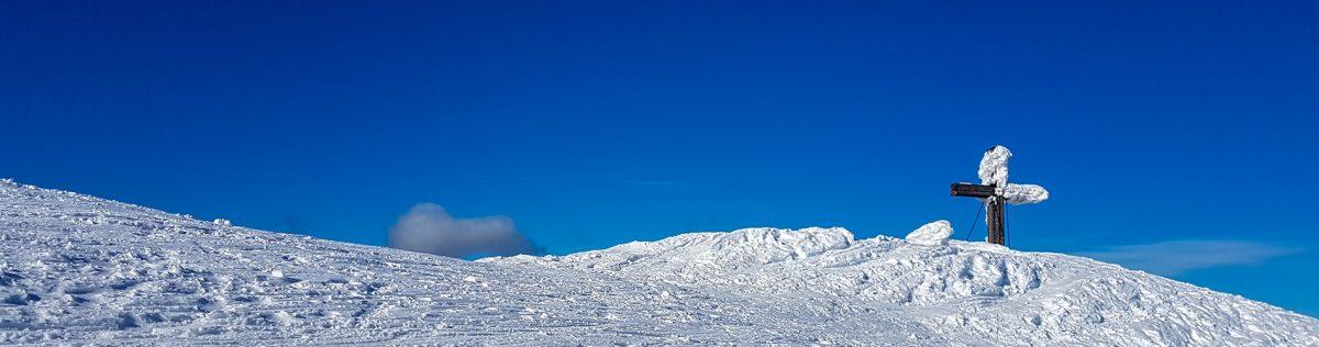 16. Skitour: Brunnalm – Hohe Veitsch (1.981m)