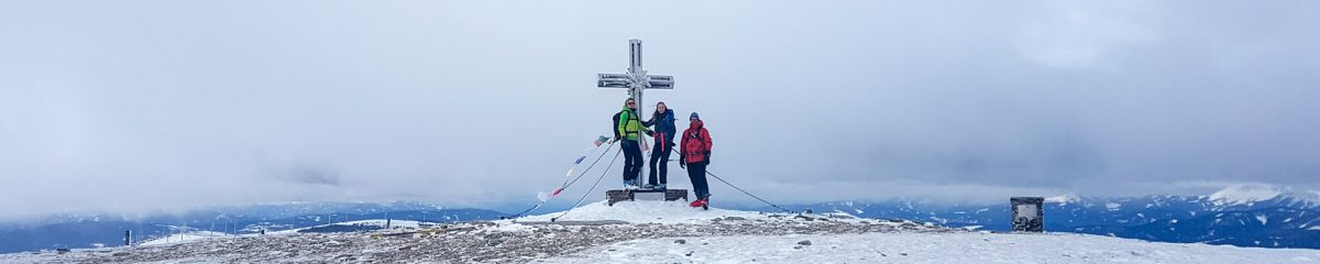 23. Skitour: Pfaffensattel – Alois-Günther-Haus (1.782m)