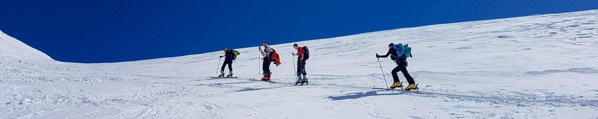 25. Skitour: Losenheim – Wurzengraben – Schneeberg (2.076m) – Schneegraben