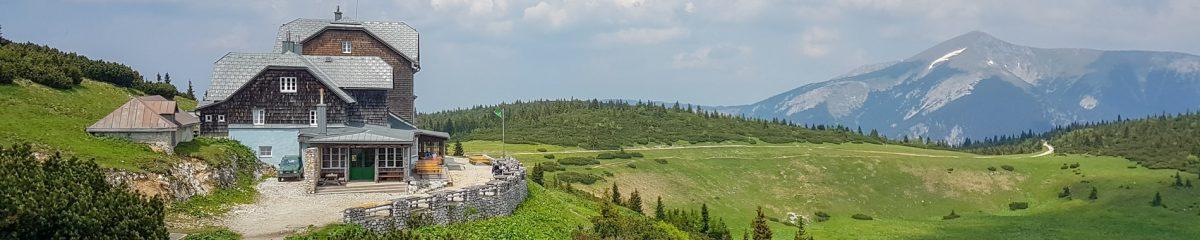 Klettersteig: Teufelsbadstubensteig – Jakobskogel – Wachthüttelkamm