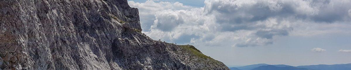 Klettersteig: Haidsteig – Waxrieglhaus