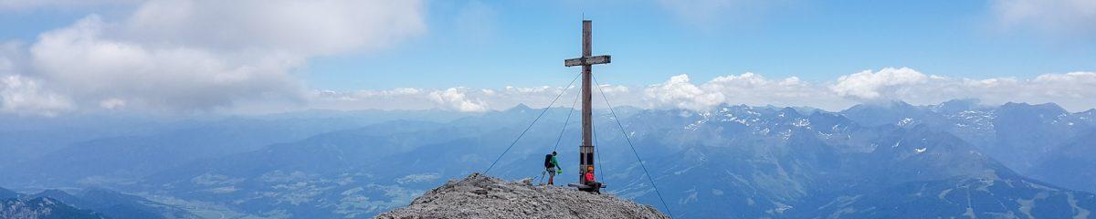 Klettersteig: Türlwandhütte – Ramsauer Klettersteig – Scheichenspitze (2.667m)