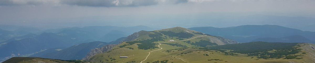 Wanderung: Weichtalklamm – Schneeberg (2.076m)