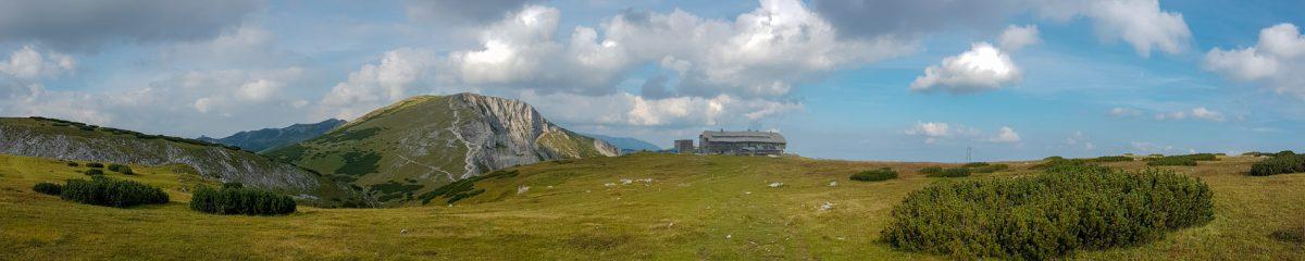 Klettersteig: Haidsteig mit Momo-Runde