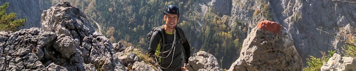 Klettern: Akademikersteig
