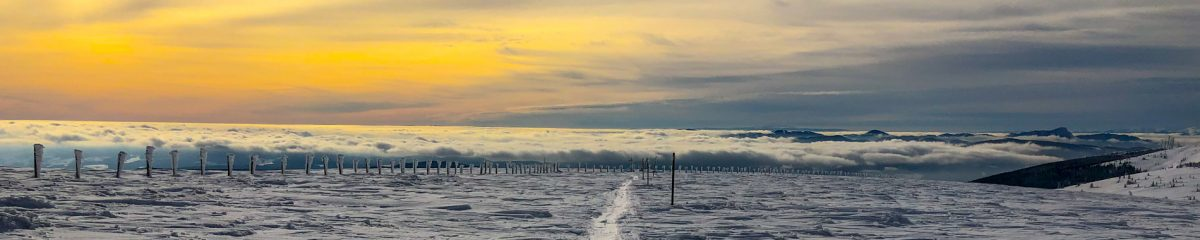 30. Skitour: Rettenegg – Stuhleck