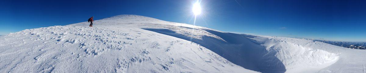 31. Skitour: Hoyosgraben – Fischerhütte – Salvisgraben
