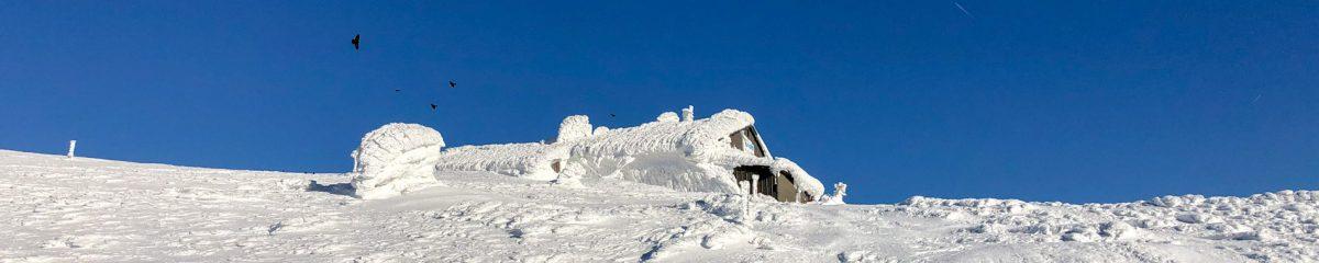 32. Skitour: Frohnbachgraben – Fischerhütte