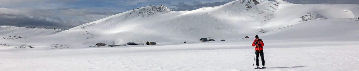 35. Skitour: Altenberg – Windberg – Blarergraben