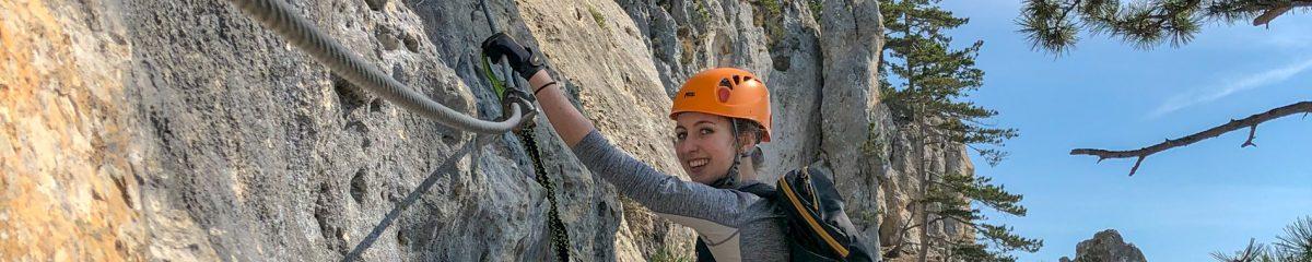 Klettersteig: Gebirgsvereinssteig