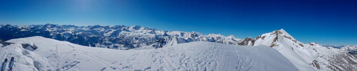38. Skitour: Zauchensee – Bärenstaffl (2.125m)
