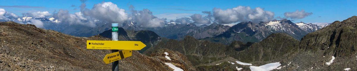 Hochtour: Hochschober (3.240m)