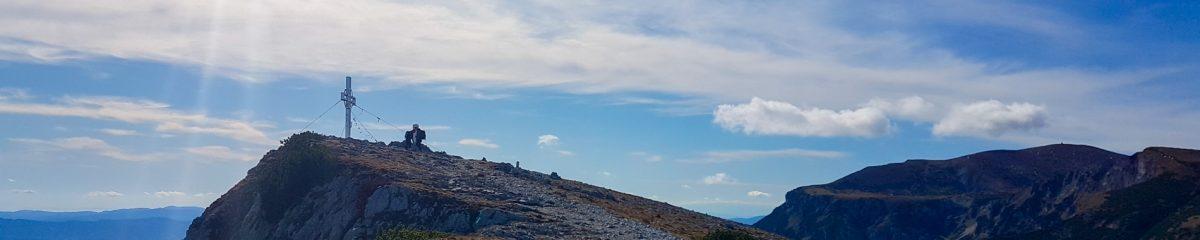 Bergsteigen: Haidsteig – Preinerwandsteig