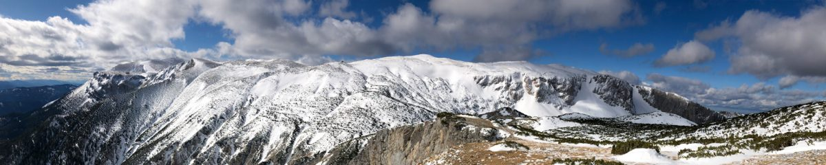 Klettersteig: Haidsteig – Göbl-Kühn-Steig