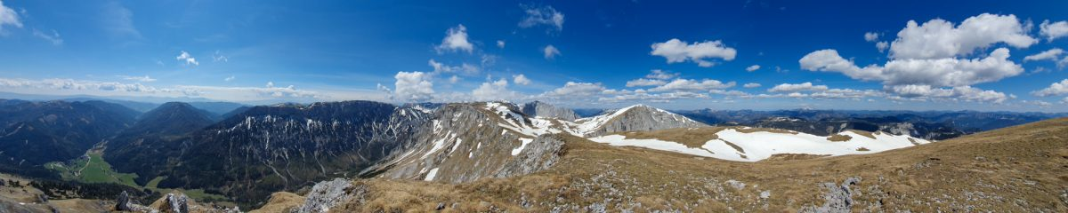 Bergsteigen: Seewiesen – Hohe Weichsel (2.006m)