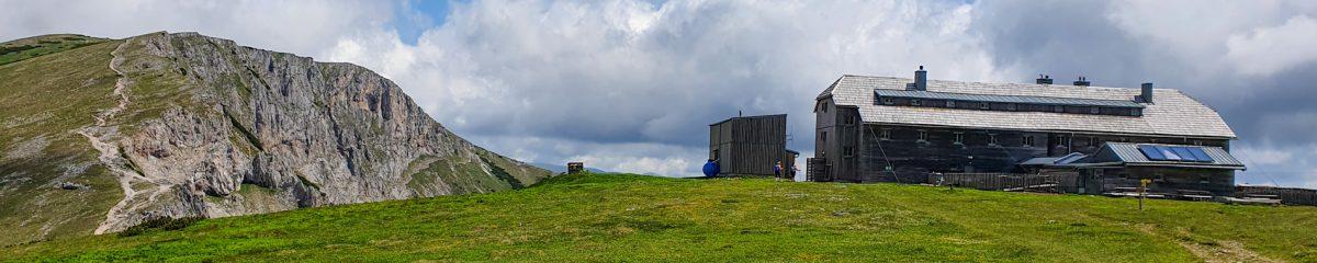 Bergsteigen: Griesleiten – Karreralmsteig – Bismarcksteig