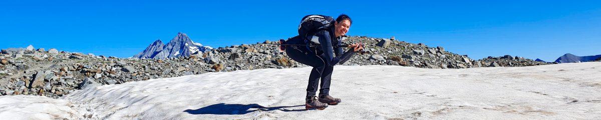 Bergsteigen: Böses Weibl (3.119m)