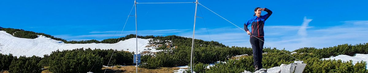 Bergsteigen: Griesleiten-Predigtstuhl