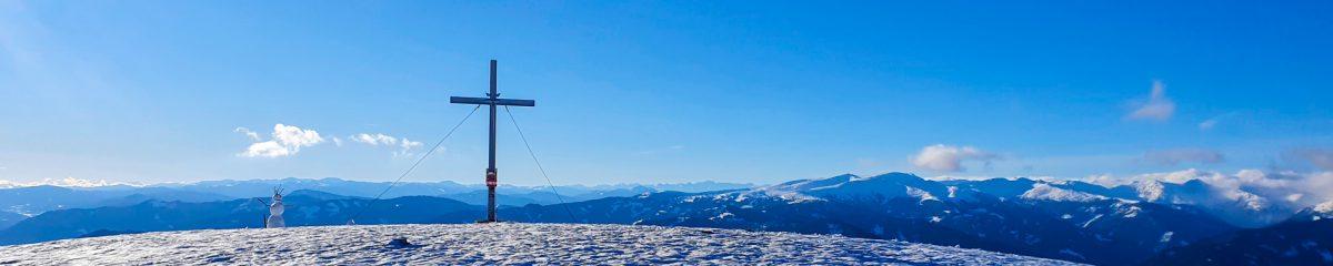 40. Skitour: Rosenkogel