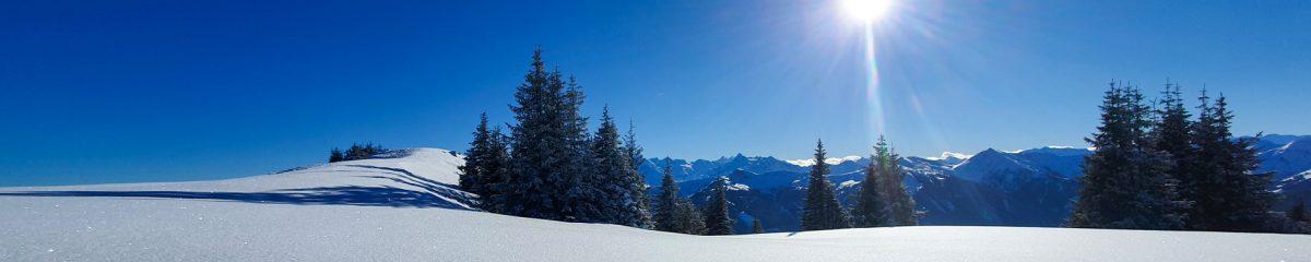 Alpin-Ski und 41. Skitour: Leogang