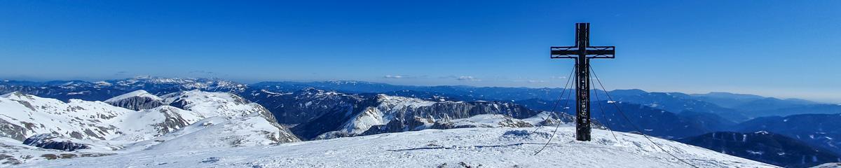 44. Skitour: Seewiesen – Hochschwab